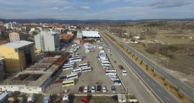 Gediz Şehir Terminali yenileniyor