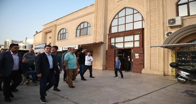 Mısır Çarşısı yenileniyor