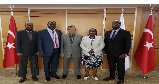 Kenya Et Komisyonu ile Türkiye tecrübeleri paylaşıldı