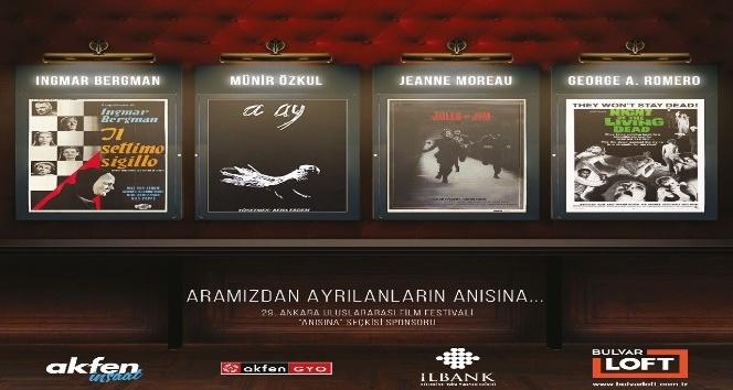 Efsane oyuncu ve yönetmenlerin anısını Bulvar Loft yaşatacak