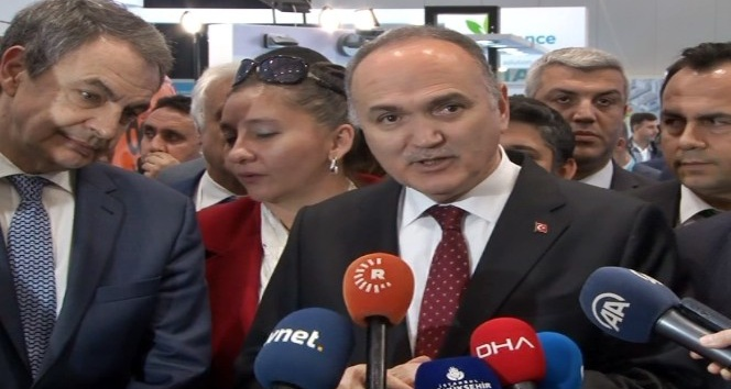 """Bakan Özlü: """"Yakında Türkiye'nin dijital dönüşüm yol haritasını açıklayacağız"""""""