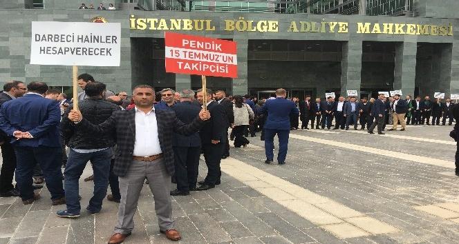 """AK Parti İstanbul İl Başkanı Bayram Şenocak: """"Şehit yakınlarımızın, gazilerimizin bir nebze olsun gönlü rahatladı"""