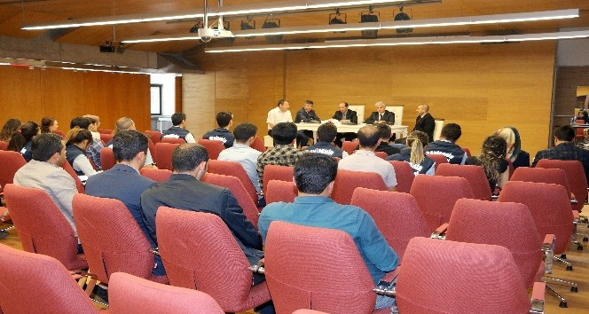 Yenişehir'de memur adaylarına eğitim