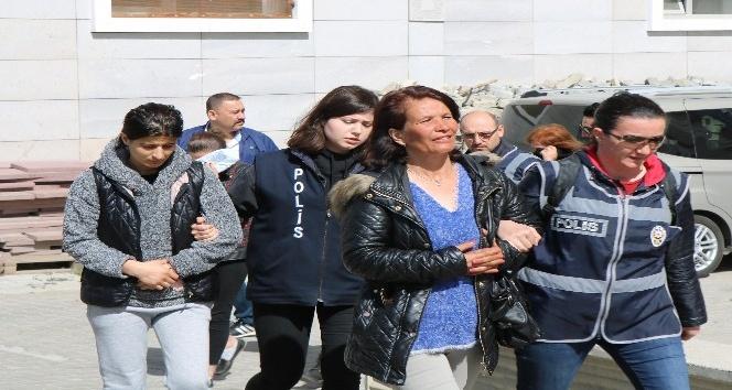 Samsun'da fuhuş operasyonu: 15 gözaltı