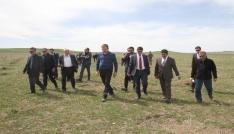 Malazgirtte Tarihi Milli Park çalışmaları başlatıldı