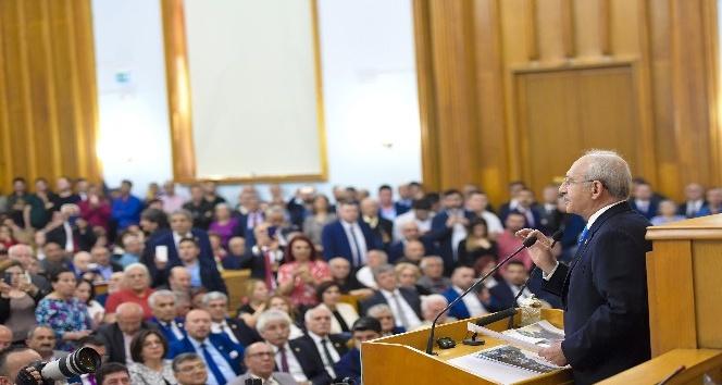 Kılıçdaroğlu'ndan 'erken seçim' değerlendirmesi