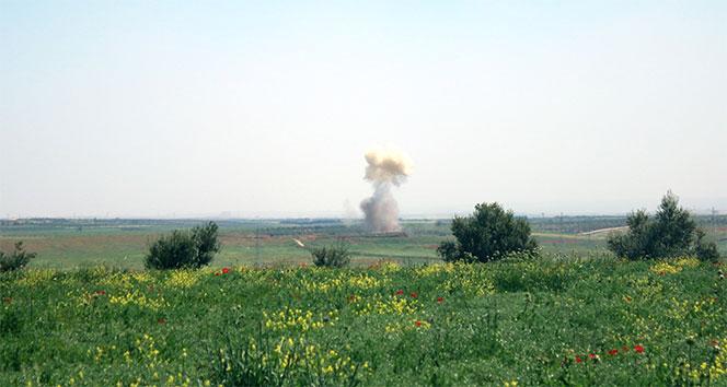 Suriyede rejim güçlerinden İdlibe saldırı: 7 ölü, 3 yaralı