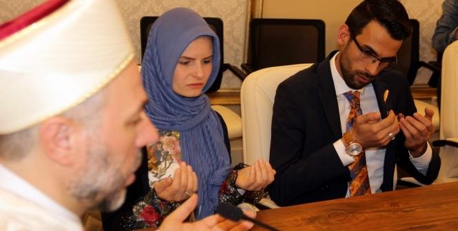 Litvanyalı Jurgita müslüman oldu, Sevda ismini aldı
