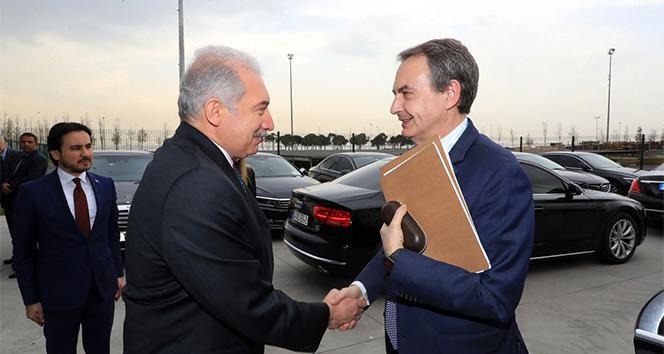 Zapatero: Eğer dünyada bir başkent seçmek gerekirse bu kesinlikle İstanbul olurdu