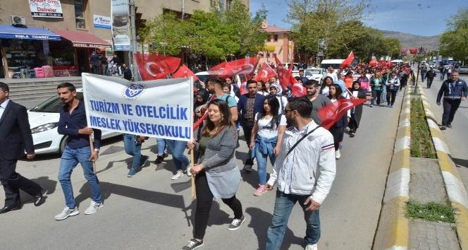 Turizm Haftası Erzincan da Çeşitli Etkinlikler İle Kutlanıyor