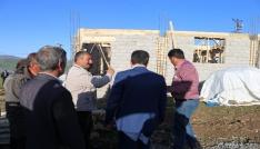 Vartoda devlet-vatandaş işbirliğiyle cami yapımı