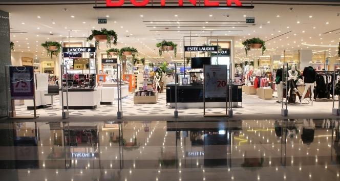 Boyner yılın ilk mağazasını Ankara'da açtı