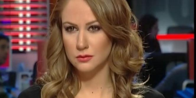 FOX TV'nin güzel spikeri Nazlı Tolga'nın son hali