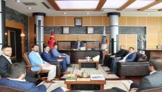 Milli Birlik ve Düşünce Derneği Başkan Alemdarı ziyaret etti