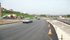 Beşköprü Mahallesinin yolları Büyükşehirle yenileniyor
