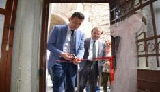 Safran Rolyef sergisi açıldı