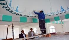 Turnalık Camisi yenileme çalışmaları