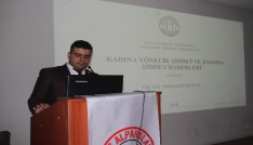 Malazgirtte Kadına şiddet konferansı