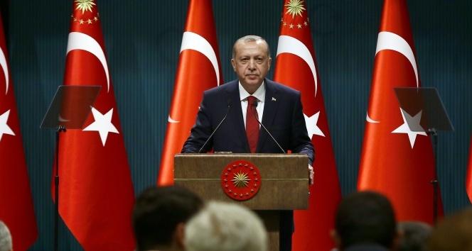 Cumhurbaşkanı Erdoğan: Bu soykırımı lanetliyorum