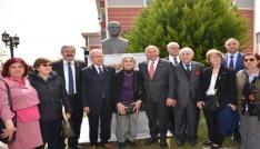 Köy Enstitülerinin mimarı Hasan Ali Yücel Tekirdağda anıldı