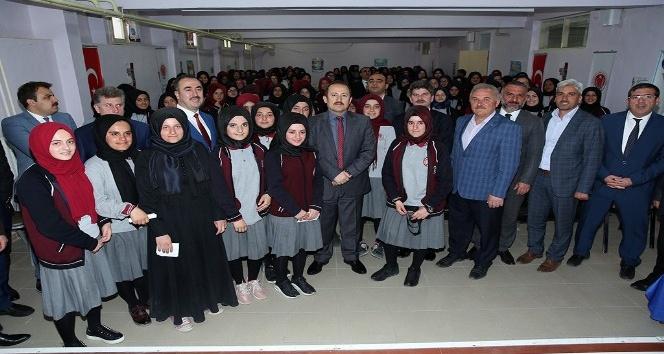 """Bayburt, """"Yetim Kardeşliği"""" ile Türkiye birincisi oldu"""