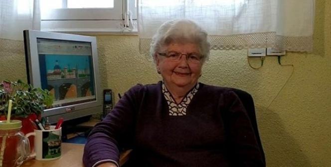 87 yaşındaki kadının bu yaptığına inanamayacaksınız!