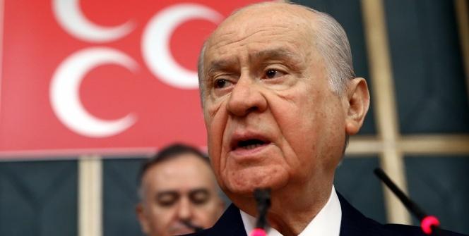 Devlet Bahçeli, partisinin Cumhurbaşkanı adayını açıkladı!