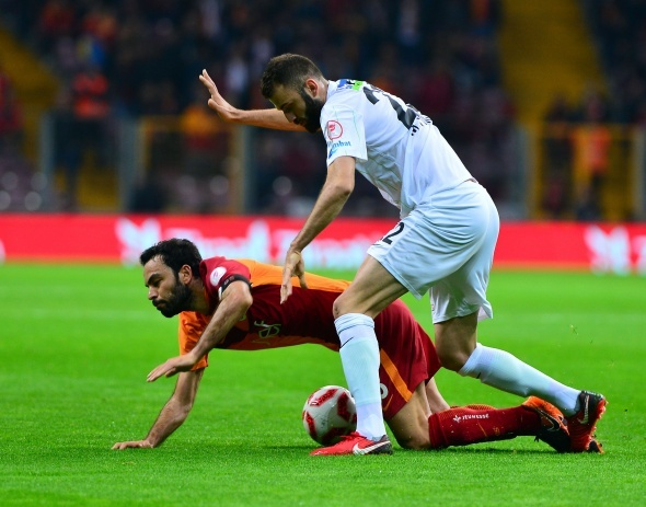 Galatasaray avantajı kullanamadı! Akhisar finalde