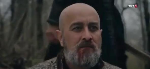 Ve beklenen oldu! Ertuğrul Bey Sadettin Köpek'in Başını Vurdu!
