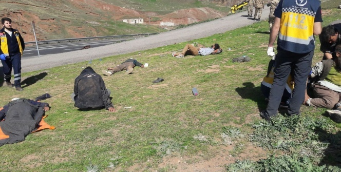 Erzurum'dan kötü haber! Ölü ve çok sayıda yaralı var...