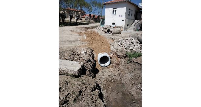 Aksarayda sele karşı tedbir projesi