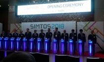 Makine İmalatçılar Birliği ve üyeleri Kore'de düzenlenen Simtos Fuarı'na katıldı