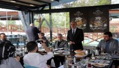 Başkan Öztürk, Payidar Bahçeyi tanıttı