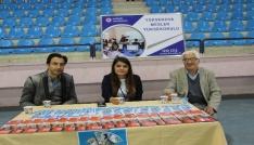 Hakkari Üniversitesi, Şemdinlide stant kurdu