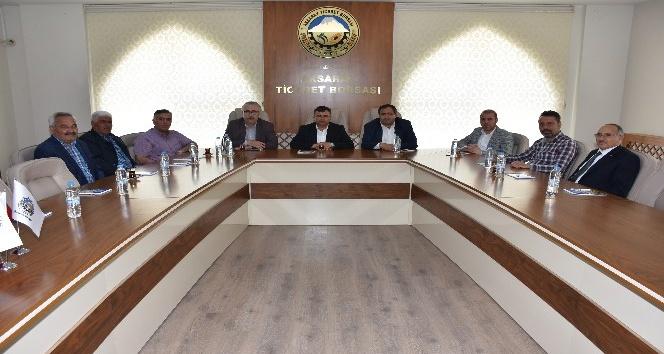 Aksaray Tarım Platformundan erken seçim kararına destek
