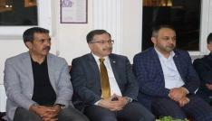 AK Parti İl Başkanı Şahin, SOYDER üyeleriyle bir araya geldi