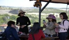 UNESCO listesinde yer alan Safranboluda oteller doldu, turistler ilçeye akın etti