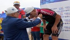 Tour Of Mersinin birinci etabının kazananı Azerbaycan oldu