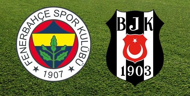 Fenerbahçe Beşiktaş canlı