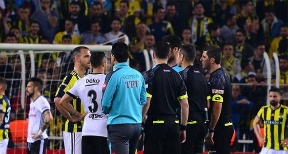 Beşiktaş'ı hükmen mağlubiyetten bu soru kurtardı...