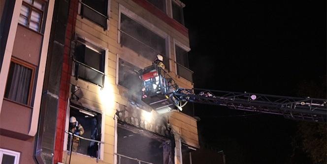 İstanbul'da feci yangın: 3 yaralı