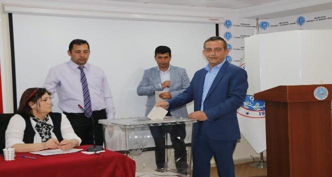 Erzincan TSOda yeni yönetim kurulu ve oda meclisi seçildi