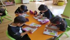 Çukurova Anaokulu, uluslararası projede yer aldı