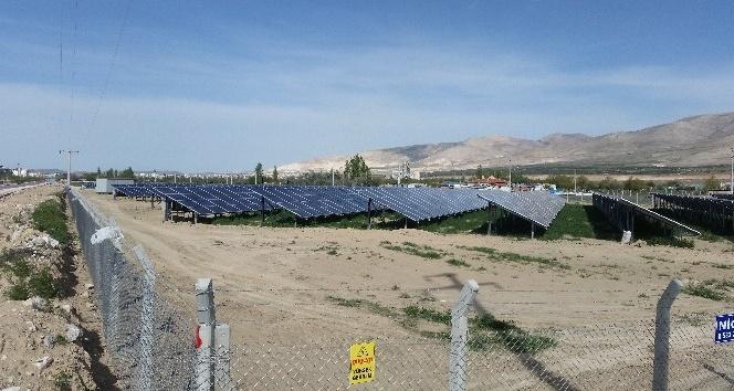 Niğdeye Güneş Enerji Santrali