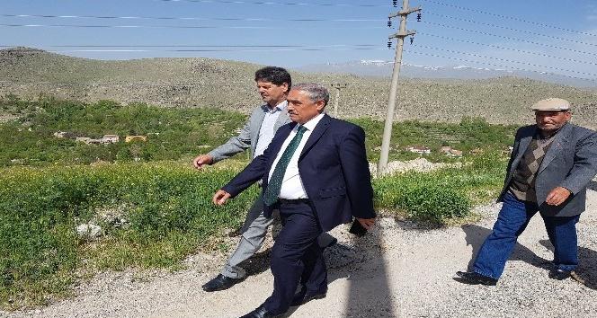 Niğde Belediye Başkanı Özkan Şehri Adım Adım Geziyor