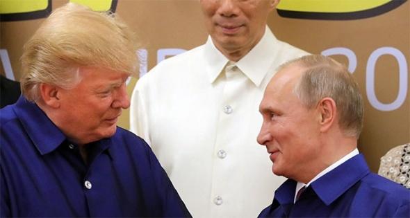 Trump'tan Putin'e sürpriz davet