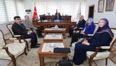 Vali Ahmet Hamdi Nayir: Din, gerçek kaynağından öğrenilecek bir yapıya kavuşmalı