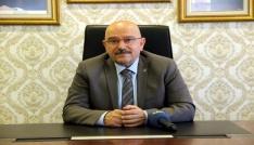 AK Parti İl Başkanı Hüseyin Cahit Özden: