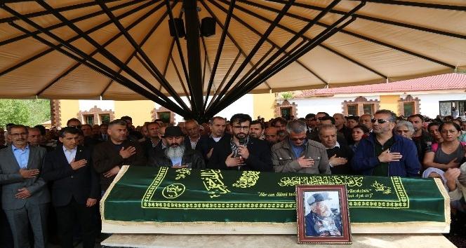 Kılıçdaroğlunun amcası Tuncelide son yolculuğuna uğurlandı