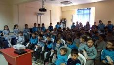 Safranboluda çocuklar sinemayla buluşuyor